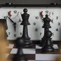 שעון שחמט (צילום: Goja1-iStock)