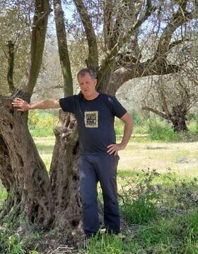 גיא רילוב, חוות מקורה, כרם מהרל (צילום: אביב לביא)