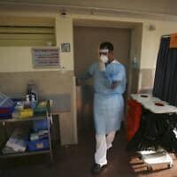 המרכז הרפואי מאיר בכפר סבא, ארכיון; למצולם אין קשר לדיווח (צילום: Dan Balilty, AP)