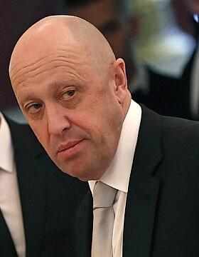 יבגני פריגוז׳ן (צילום: Sergei Ilnitsky/Pool Photo via AP)