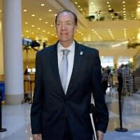 נשיא הבנק העולמי, דייוויד מלפאס (צילום: Jose Luis Magana, AP)