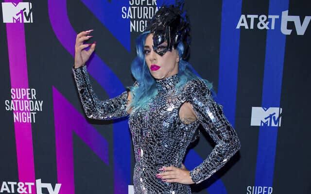 ליידי גאגא בסופרבול, ב-1 בפברואר 2020 (צילום: Photo by Scott Roth/Invision/AP)