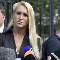 אנסטסיה ווסילייבה (צילום: AP Photo)