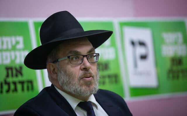 יעקב אשר (צילום: אהרון קרון, פלאש 90)
