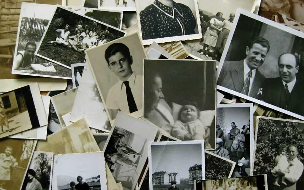 תמונות של משפחת אולמן (צילום: אליזבת אוסברינק)