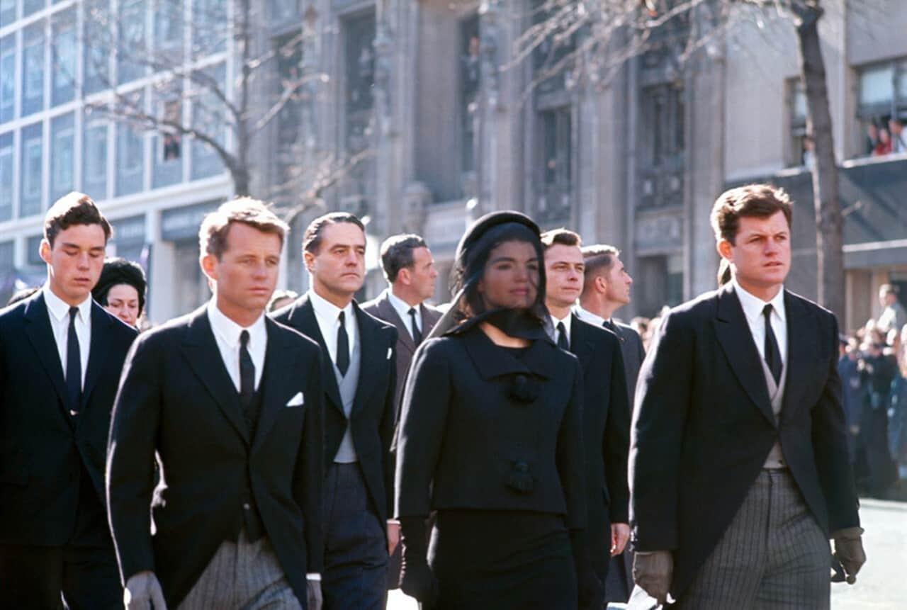 הלווייתו של ג'ון פ' קנדי (צילום: הנרי דאומן/daumanpictures.com, כל הזכויות שמורות)
