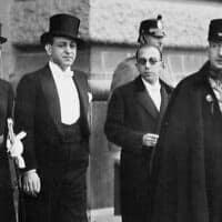 סרדארי, שני משמאל (צילום: באדיבות History Press)