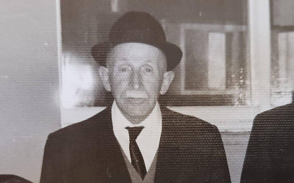 סבא של הדי בן-עמר
