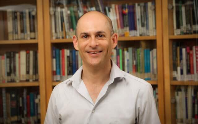 גלעד מלאך, ראש התכנית לחרדים בישראל במכון הישראלי לדמוקרטיה (צילום: באדיבות המכון הישראלי לדמוקרטיה)