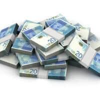 כסף. אילוסטרציה (צילום: selensergen/iStock)