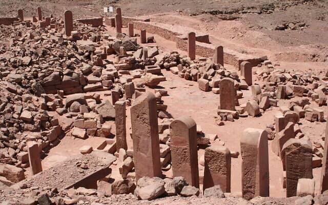 מקדש חתחור בסרבית אל חאדם