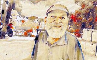 יעקב (ג׳ק) וייסבלום (צילום: יואב פק/עיבוד מחשב)