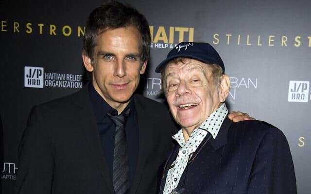 ג'רי ובן סטילר, 2011 (צילום: AP Photo/Charles Sykes, File)