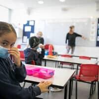 חזרה ללימודים, אילוסטרציה (צילום: Olivier Fitoussi/Flash90)
