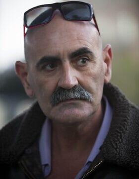 דוד אלחיאני (צילום: Yonatan Sindel/Flash90)