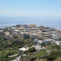 האי היווני קרפטוס (צילום: חן לאופולד/פלאש90)