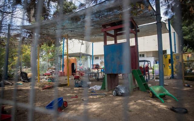 גן ילדים, ארכיון (צילום: יונתן זינדל, פלאש 90)