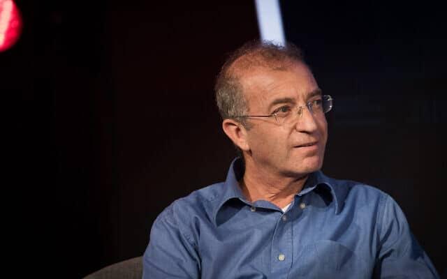 מאיר שפיגלר, מנכ״ל הביטוח הלאומי (צילום: Yonatan Sindel/Flash90)