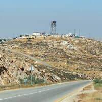 הר חברון, ארכיון (צילום: משה שי, פלאש 90)