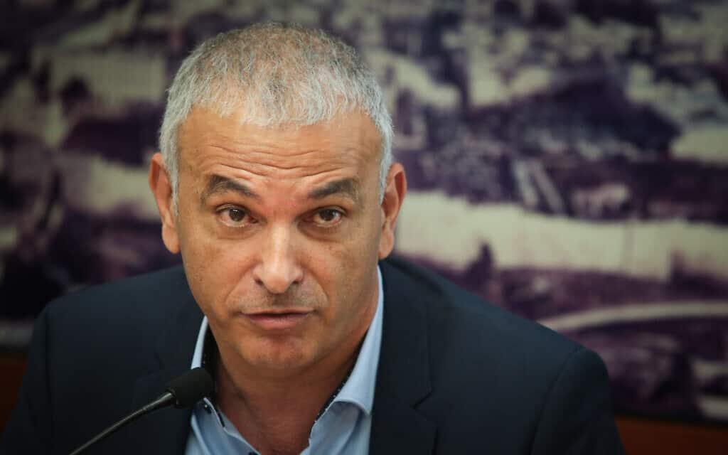 משה כחלון מכנס מסיבת עיתונאים באוצר, ספטמבר 2019 (צילום: פלאש 90)
