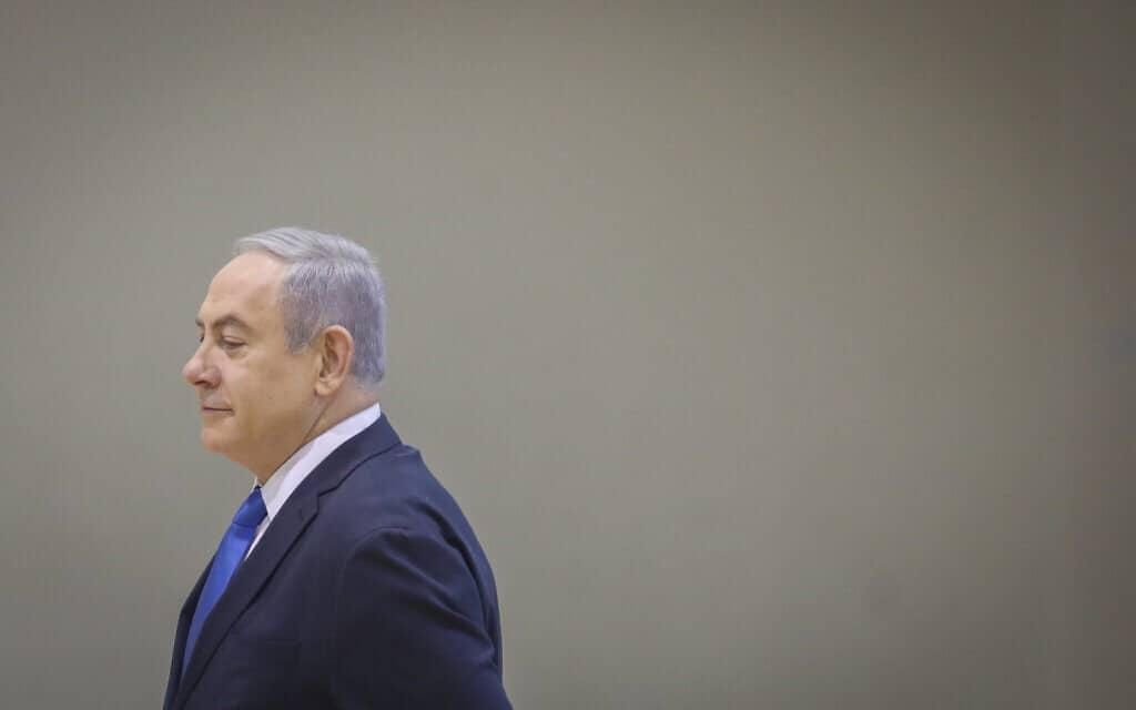 בנימין נתניהו (צילום: Marc Israel Sellem/POOL)