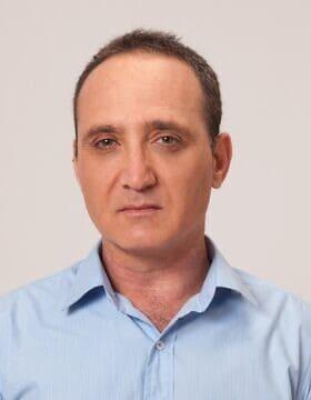 עורך הדין אבנר פינצ'וק, האגודה לזכויות האזרח (צילום: אסף פינצ'וק)