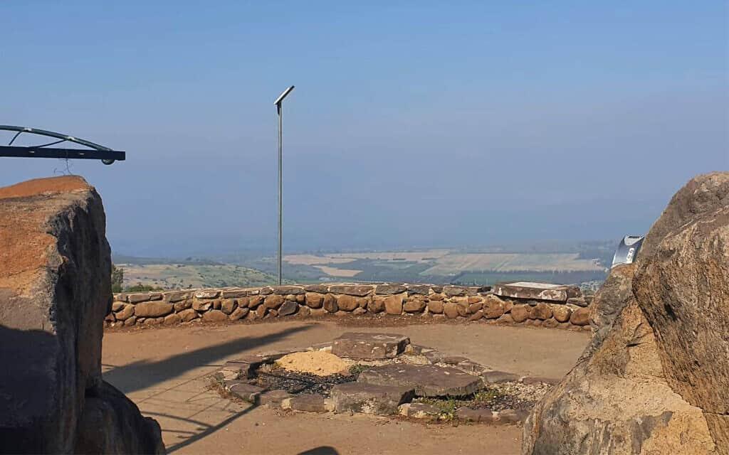 בית צידה (צילום: אסף בן-צבי)