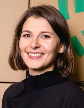 הפעילה נגד שחיתות דריה קלניוק (צילום: פייסבוק)
