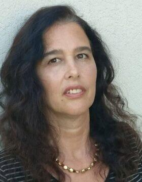דינה חבלין דהן, יושבת ראש פורום העמותות המפעילות מקלטים לקורבנות אלימות ביתית (צילום: פייסבוק)