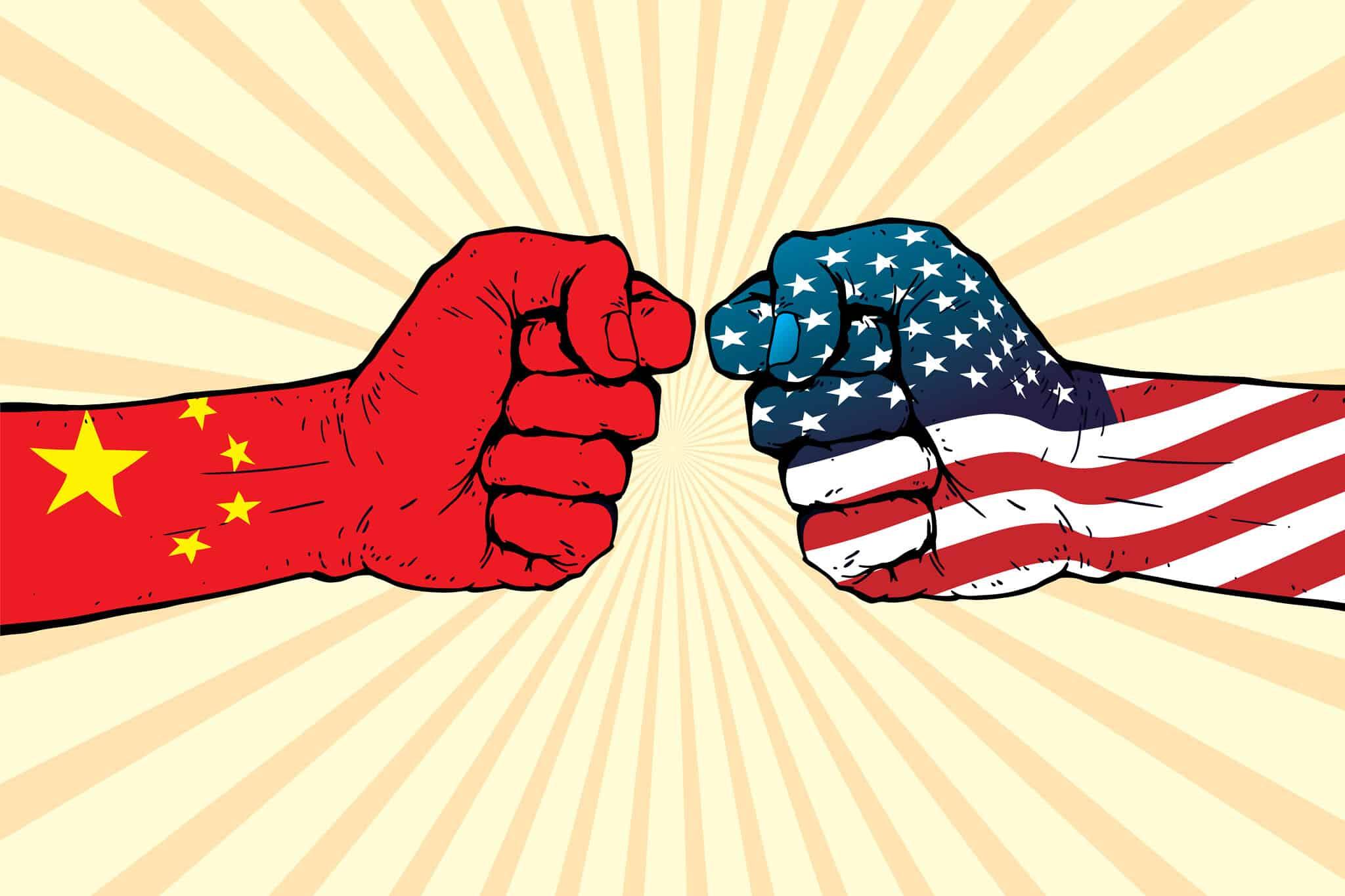 ארצות הברית וסין. אילוסטרציה (צילום: istockphoto/Anson_iStock)