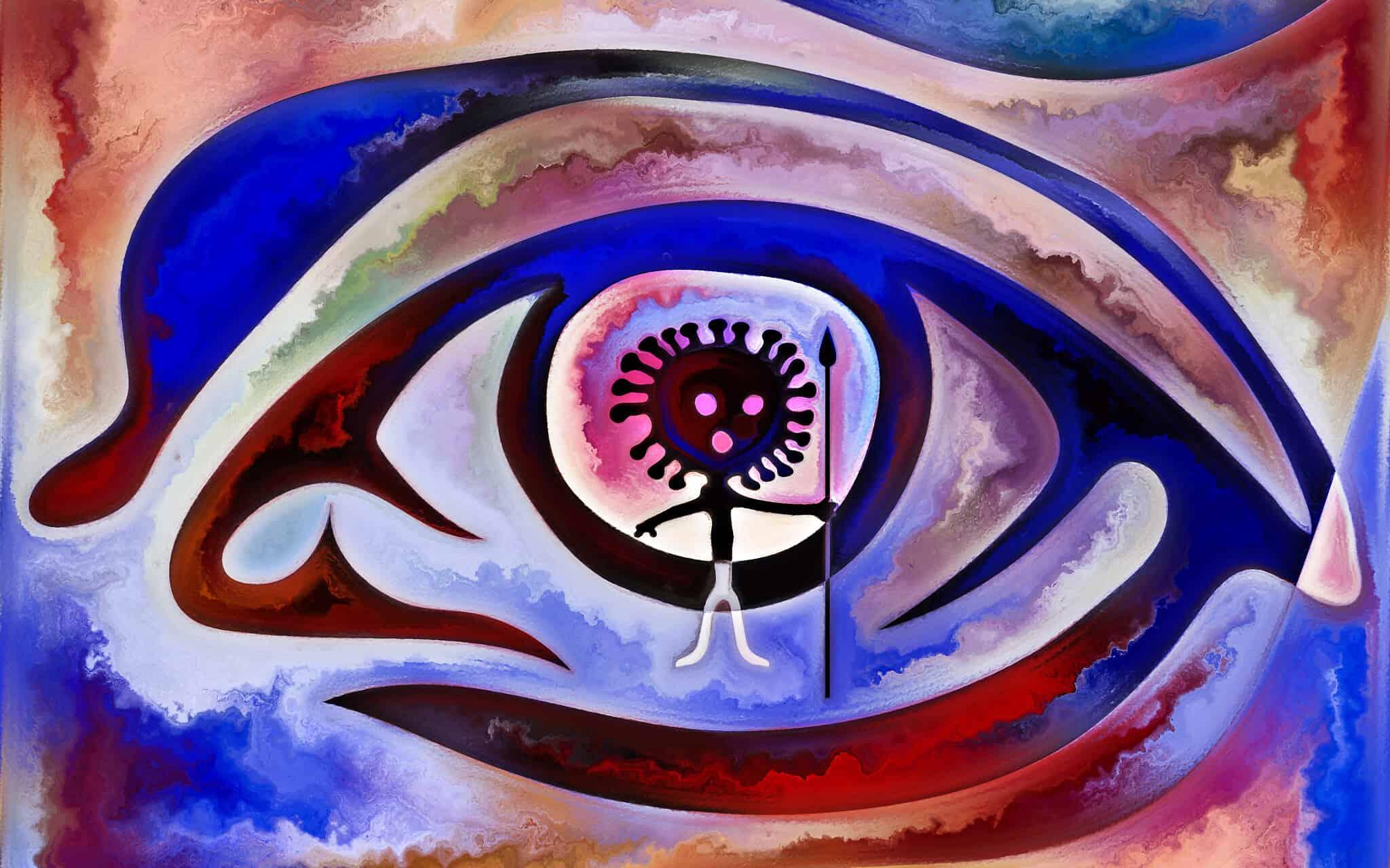 אמנות וקורונה. אילוסטרציה (צילום: agsandrew/iStock)