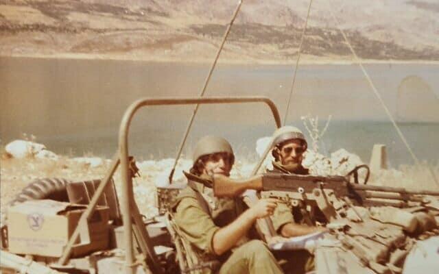 מילואימניקים באגם קרעון, מלחמת לבנון, 1984