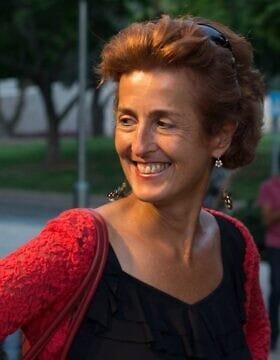 """אורית סוליציאנו, מנכ""""לית איגוד מרכזי הסיוע לנפגעות ונפגעי תקיפה מינית (צילום: פייסבוק)"""