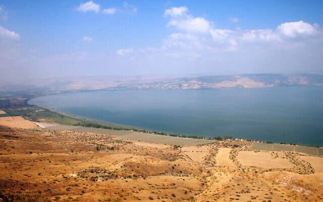 הנוף ממצפה השלום (צילום: שמואל בר-עם)