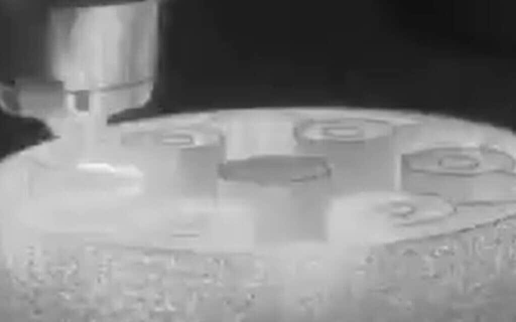 הדפסת כור גרעיני קטן במדפסת תלת מימד