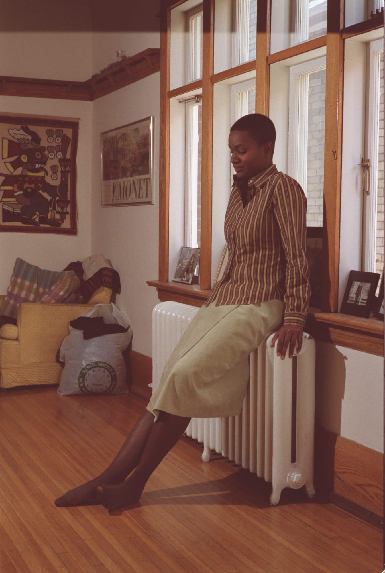 פול בביתה בטורונטו בשנת 2010 (צילום: רנה ג'ונסטון /Toronto Star באמצעות Getty Images)