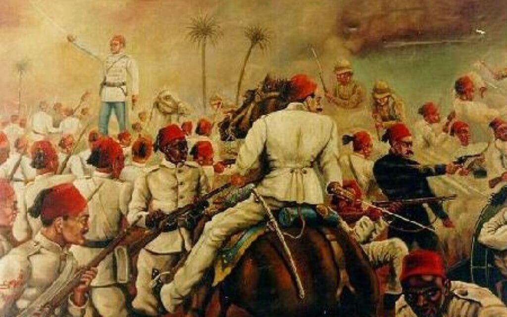 מרד עוראבי (צילום: נחלת הכלל)