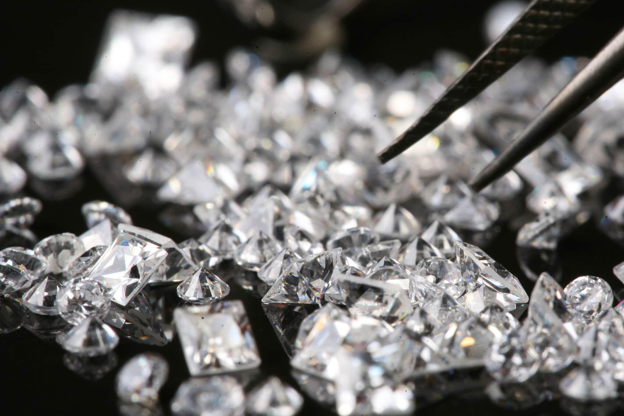יהלומים. אילוסטרציה (צילום: נתי שוחט/פלאש90)