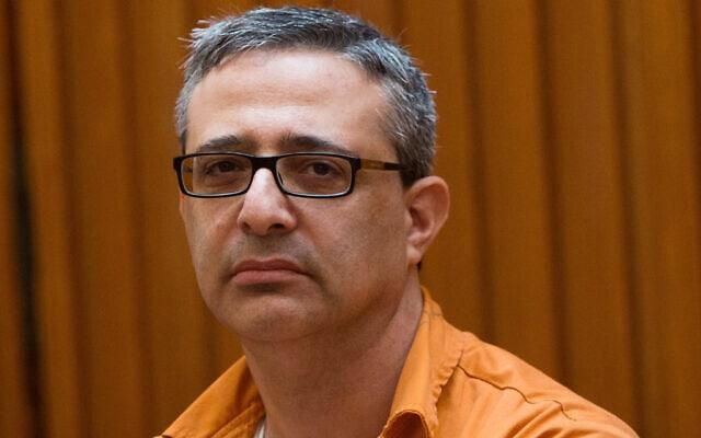 גור פינקלשטיין בבית המשפט העליון ב-16 בנובמבר 2015 (צילום: יונתן זינדל/פלאש90)