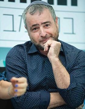 שמעון ריקלין (צילום: משה שי/פלאש90)