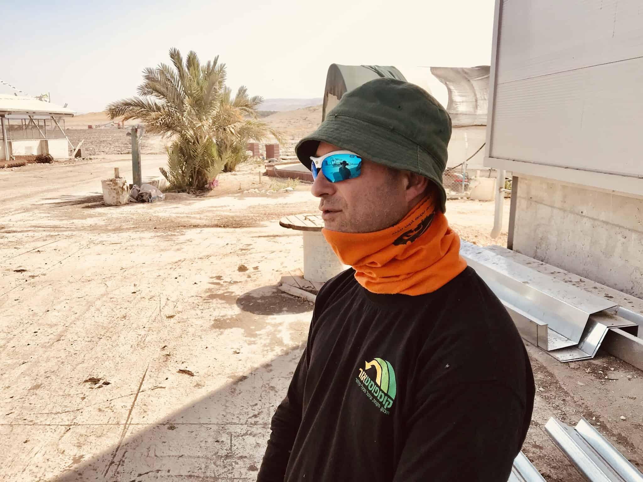 """ד""""ר נדב זיו (צילום: אמיר בן-דוד)"""