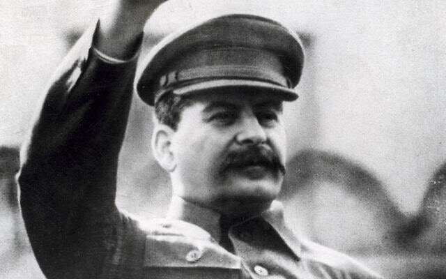 יוסיף סטלין ביולי 1941 (צילום: רשות הציבור)