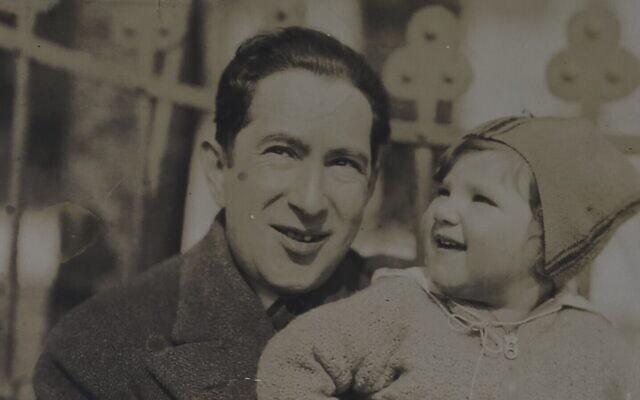 תמונה של ולטר ואוולין פינקלר שצולמה בתחילת שנות ה-30 (צילום: אוסף ספריית וינר בלונדון)