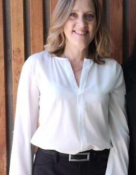 """אל""""מ (מיל.) פנינה שרביט ברוך מהמכון למחקרי ביטחון לאומי באוניברסיטת תל אביב (צילום: Courtesy)"""