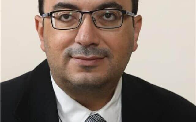 """ח""""כ סמי אבו שחאדה (צילום: אתר הכנסת)"""