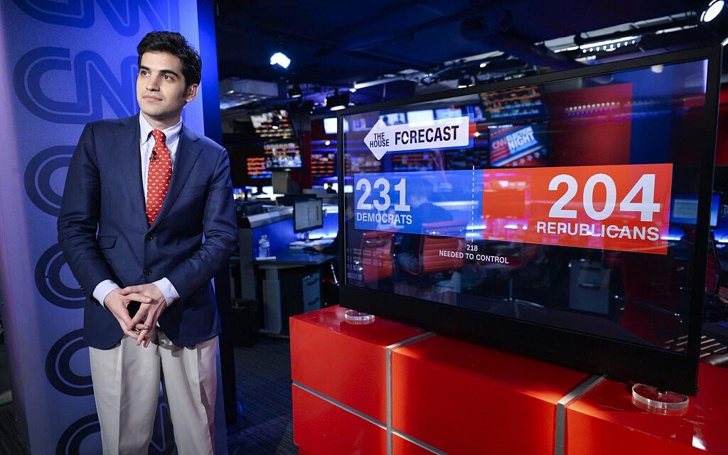 הארי אנטן, כתב ופרשן בכיר ב-CNN (צילום: באדיבות CNN)