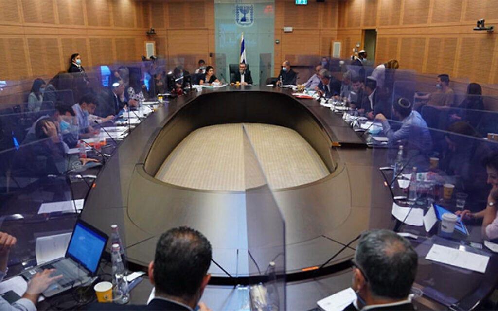 ועדת הכספים (צילום: עדינה ולדמן/דוברות הכנסת)