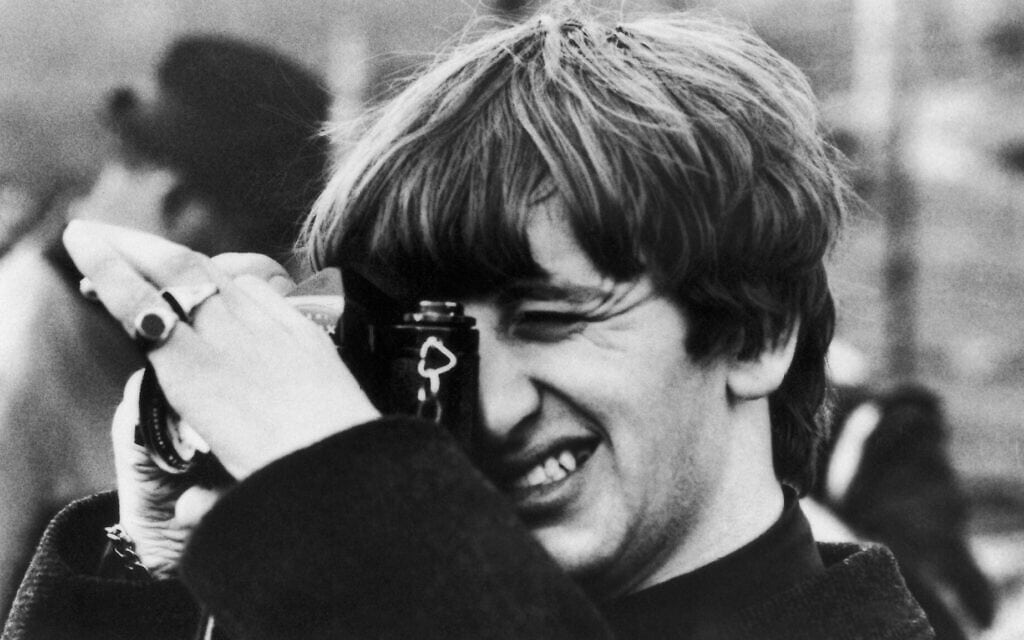 רינגו סטאר ב-1969 (צילום: AP Photo/Eddie Adams)