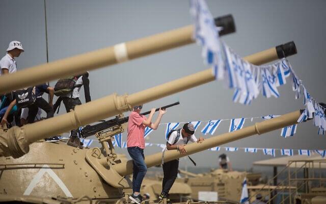 האנדרטה הצבאית בלטרון (צילום: Hadas Parush/Flash90)