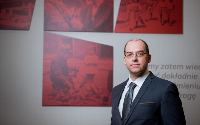 מנהל מכון פילצקי, וויצ'ך קוזלובסקי (צילום: באדיבות מכון פילצקי)